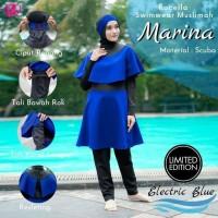 Baju Renang Muslimah Wanita Muslim| Swimwear| Jumpsuit |Rocella Marina