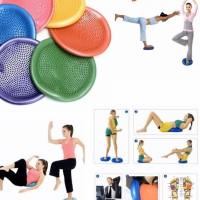 Yoga Massage Cushion Reshape Balance Body Pad Alat Yoga Sport