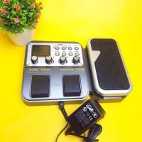 Effect / Efek NUX MG-100 Modeling Guitar Processor