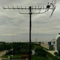 Antena TV Digital Outdoor Paket Plus Pasang Gambar jernih Tanpa Bintik