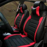 Sarung jok sporty Mobil Avanza / Xenia / Ertiga / Mobilio- Red & Black