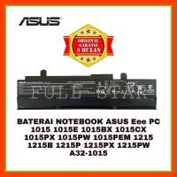 Baterai Notebook Asus Eee PC 1015 1015CX 1015E 1015PW 1015PX 1015BX