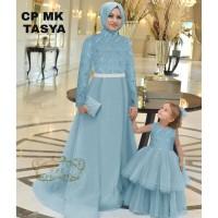Baju Couple Mom&Kids Umur 5-7 tahun/Baju Couple Pesta/Undangan