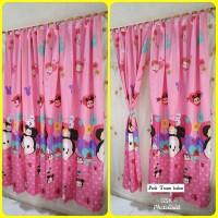Gorden Kolong Pink Tsum Balon uk 120 x 200 SUPERMURAH