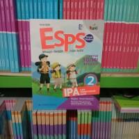 Buku ESPS IPA kelas 2 SD/Mi K13N Revisi Erlangga