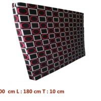 ROYAL FOAM Kasur Busa Royal no.1 size 200 x 180 x 10 cm