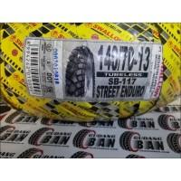 Swallow 150 70 - 13 Ban Motor Ring 13 Nmax Tipe SB 117 Street Enduro