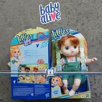 Littles Baby Alive BRUNTTE - EVA / Boneka Bayi Stroller Plush