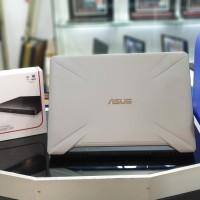 ASUS TUF FX505DD-AMD RYZEN 5-3550H-GTX 1050 3GB-RAM 8GB-SSD 128GB-S