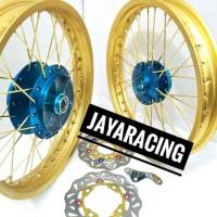 Velg TDR Ring 17 L 215 185 Vixion Byson Scorpio Rx king Rxz 337 061