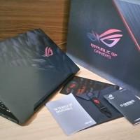 Laptop Asus Rog GL503GE Hero Edition Ram 32Gb