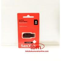 Flash Disk Sandisk CZ50 Cruzer Blade - 8GB