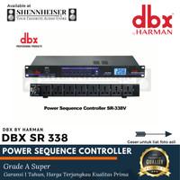 Power Squencer Controller DBX SR 338