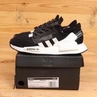 Adidas NMD R1 V2 Core Black White FV9021 UA Perfect Kicks BNIB
