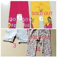 Baju Second Legging Anak Bayi Fit 6 bl-1thn @ 5000