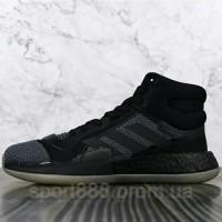 Sepatu Basket Adidas Marquee BOOST Black BB9300 100% Original BNIB