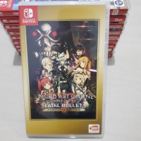 Kaset Nintendo Switch Sword Art Online - Fatal Bullet