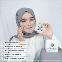 Pure Charcoral Mud Mask Azrina