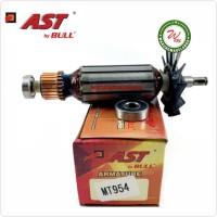 ARMATURE ANGKER AST FOR MESIN GERINDA MAKTEC MT954 MT 954 ARMATUR