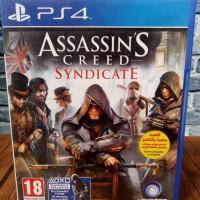 BD PS4 Assassins Creed Syndicate.. game kaset CD Assasins