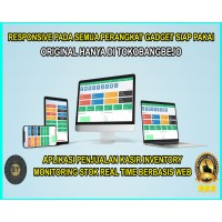 APLIKASI KASIR POS BERBASIS WEB LENGKAP SIAP PAKAI FULL SUPPORT PHP 7