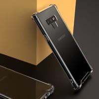 Anticrack Case Samsung Note 9 Case Softcase Bening Jelly Transparant