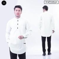 Koko Pakistan Putih/Baju Gamis Pria Lenga Panjang/Baju Kurta Exclusive