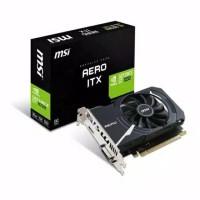 MSI GeForce GT 1030 2GB DDR5-AERO ITX 2G OC
