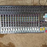 '' Mixer 16 channel mixer audio sound system audio rakitan ''New,