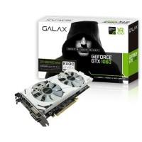 GALAX nVidia Geforce GTX 1060 6GB DDR5 EXOC (EXTREME OVERCLOCK) White