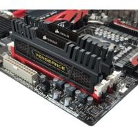 Corsair DDR3 Vengeance Black PC12800 8GB (2X4GB) - CMZ8GX3M2A1600C9 -