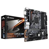 GARANSI RESMI Gigabyte B360M Aorus Gaming 3 LGA1151, B360, DDR4,