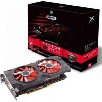 VGA XFX Radeon RX 570 8 GB DDR5 RS XXX OC+ - RX-570P4DFD6 - RX570 8GB