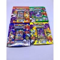 HOT SALE Mainan Kartu game Animal Kaiser Strong Ultra Rare S1-S5