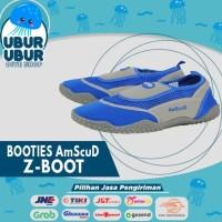 Sepatu Selam/Sepatu Karang/Booties AmScuD Z-BOOT 2mm (Low Cut)