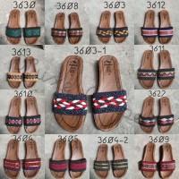 RANDOM MOTIF Sandal Adesa Authentic Made in Turkey size 37-41
