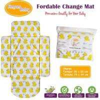 Perlak Alas Ompol Bayi / Alas Portable change mat HIGH QUALITY SIMSON