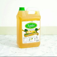 Minyak Goreng Sania Jerigen 5 Liter [Jabodetabek]