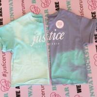 Kaos T shirt Justice Original changing colour berubah warna