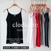Baju Atasan Inner Hamil dan Menyusui Sofie Jumbo LD 110 by Mamigaya