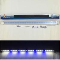Lampu Led Aquarium Aquascape YAMANO P1000 P 1000 15w 90-100 cm Putih B