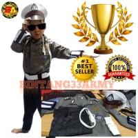 Baju Profesi Anak POLISI Cilik