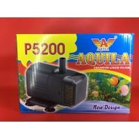 Power Head Aquila P5200 Untuk Kolam atau Aquarium ukuran besar