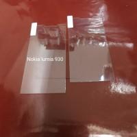 Tempered glass Nokia lumia 930 anti gores kaca bening screen guard