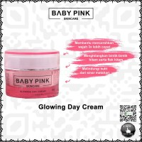 BABY PINK SKINCARE GLOWING DAY CREAM BABYPINK
