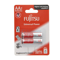 Baterai AA Fujitsu Alkaline High Power Battery A2 LR6 1.5V