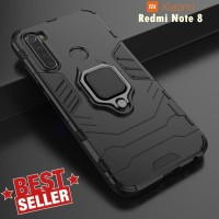 Case Xiaomi Redmi Note 8 Transformer i Ring Stand Magnetic Holder Hard