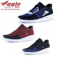 Sepatu eagle revor 37 - 44 running shoes