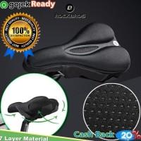 Rockbros Cover Sadel Saddle Sepeda Gel Mat LF047-S/ Sarung Jok sepeda