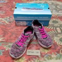 Sepatu Sneakers Skechers Go Walk 4 untuk Anak Warna Hot-Pink